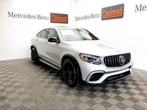 Pre-Owned 2019 Mercedes-Benz GLC AMG® GLC 63 4MATIC+ Coupe