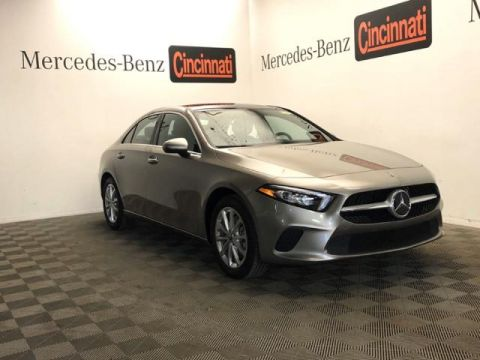 Certified Pre-Owned 2019 Mercedes-Benz A-Class A 220 4MATIC® Sedan