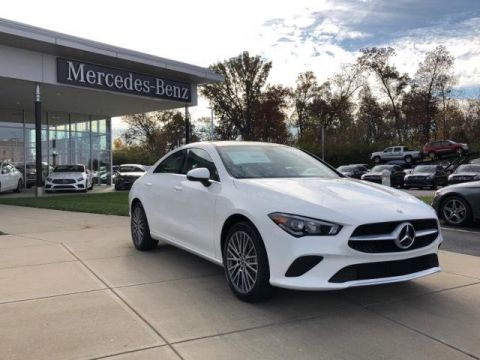 New Mercedes-Benz CLA for Sale in Louisville | Mercedes-Benz