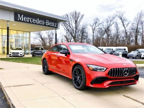 2020 Mercedes-Benz AMG® GT AMG® GT 53 4-Door Coupe