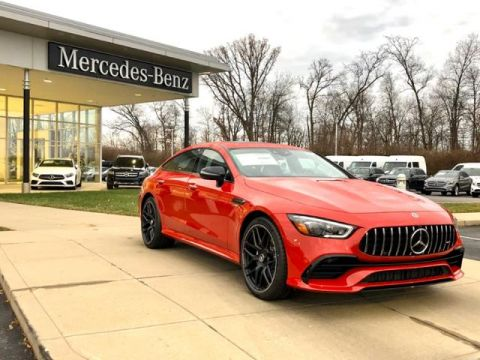 New 2020 Mercedes-Benz AMG® GT AMG® GT 53 4-Door Coupe