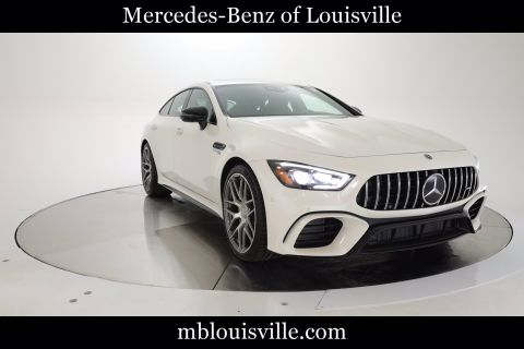 2019 Mercedes-Benz AMG® GT AMG® GT 63 4MATIC® 4-Door Coupe