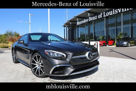 New 2020 Mercedes-Benz SL SL 550 Roadster