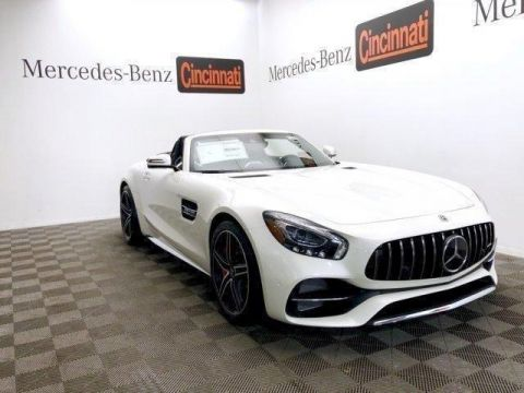New 2019 Mercedes-Benz AMG® GT AMG® GT C Roadster