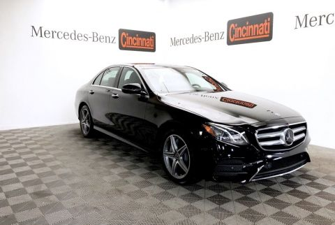 Pre-Owned 2019 Mercedes-Benz E-Class E 300 4MATIC® Sport Sedan