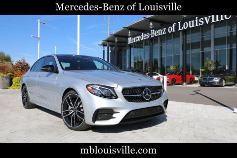 New 2020 Mercedes-Benz E-Class AMG® E 53 4MATIC® Sedan