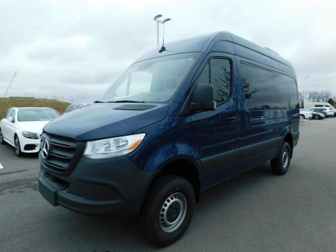 New 2019 Mercedes-Benz Sprinter Passenger Van 2500 144 WB 4x4 HR